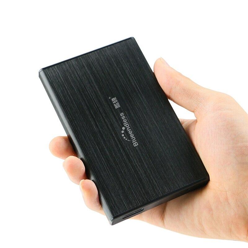 Blueendless USB 3,0 внешний жесткий диск ТБ 2 ТБ 500 Гб жесткий диск HDD 2,5