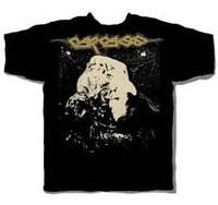 Gildan CARCASS Symphonies Of Sickness T SHIRT Brand New Official T Shirt Plain White T Shirt