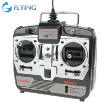 JTL-0904A Computer Model XTR RC 6CH USB Flight Training Simulator Equipment Airplanes Helicopter Remote Control Simulator