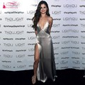 V Neck Long Evening Dresses Sexy Split Sliver Simple Women Celebrity Dress Prom Gown Cheap Price vestido de festa TB2045