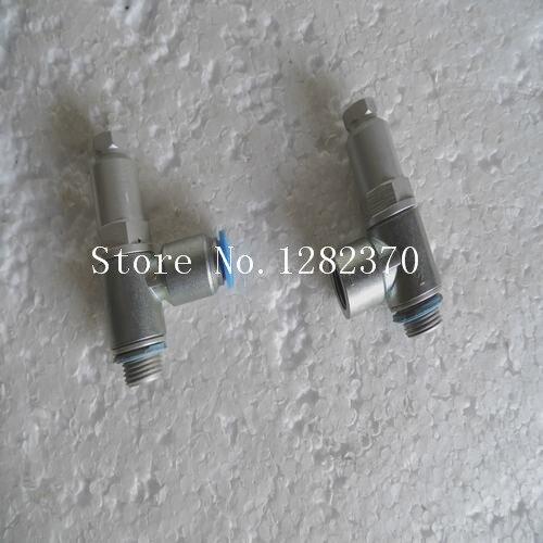ФОТО [SA] New original authentic special sales FESTO throttle HGL-1/8-QS-6 stock 530 040 --2pcs/lot
