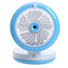 Summer USB Spray Fan Mini Humidifier Small Cooling Fan Touch Switch Rechargeable Water Mist Ventilador Mobile Power Bank Gadgets