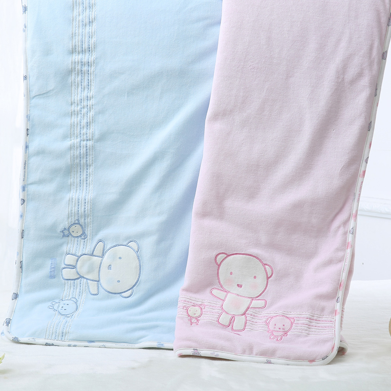 Baby blanket baby newborn thick warm sleeping blanket 0-24 months baby infant quilt for winter cotton baby clothes free shipping infant children cartoon thick coral cashmere blankets baby nap blanket baby quilt size is 110 135 cm t01 page 8