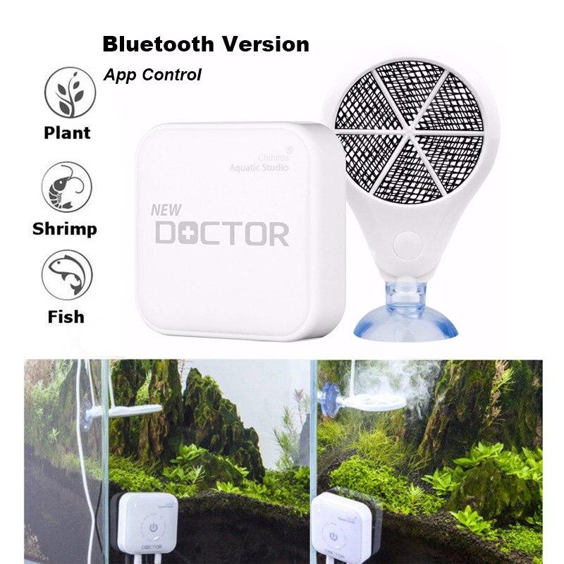 Bluetooth App di Controllo Chihiros Medico Alghe Rimuovere Twinstar Acquario Gamberetti Pesce Pianta Acquatica Serbatoio Pulitore