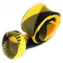 1 шт. обертка пота ремень впитывает обертки Покрытие оболочки изоляционный рукав рыболовные ленты аксессуары