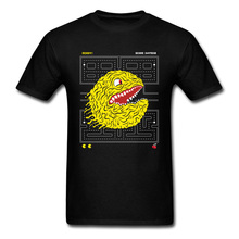 Monster Pacman Theme T-Shirt