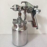 SAT0089S compresor aerógrafo pistola de pintar pistola hvlp pistola de pulverización de pintura spray de pintura