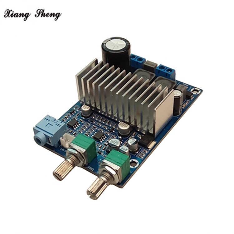 Tpa3116 сабвуфера усилителя звука доска 100 Вт TPA3116D2 чип 12-24 V Цифровой сабвуфера усилителя звука доска