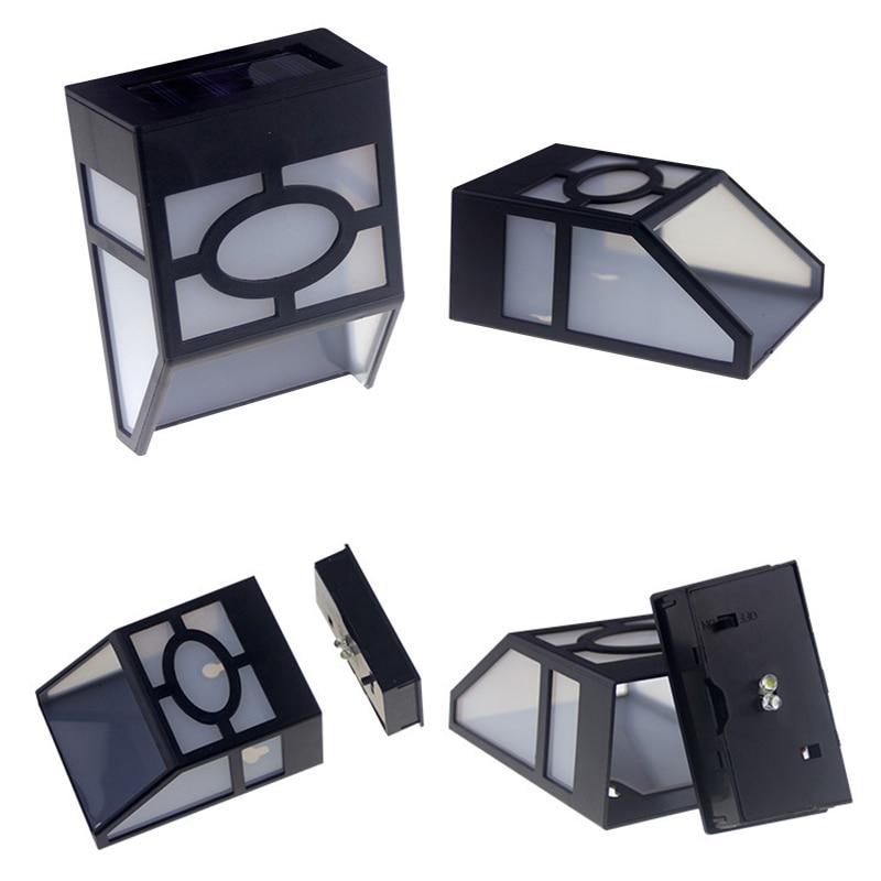 energia solar montagem na parede led luz 03