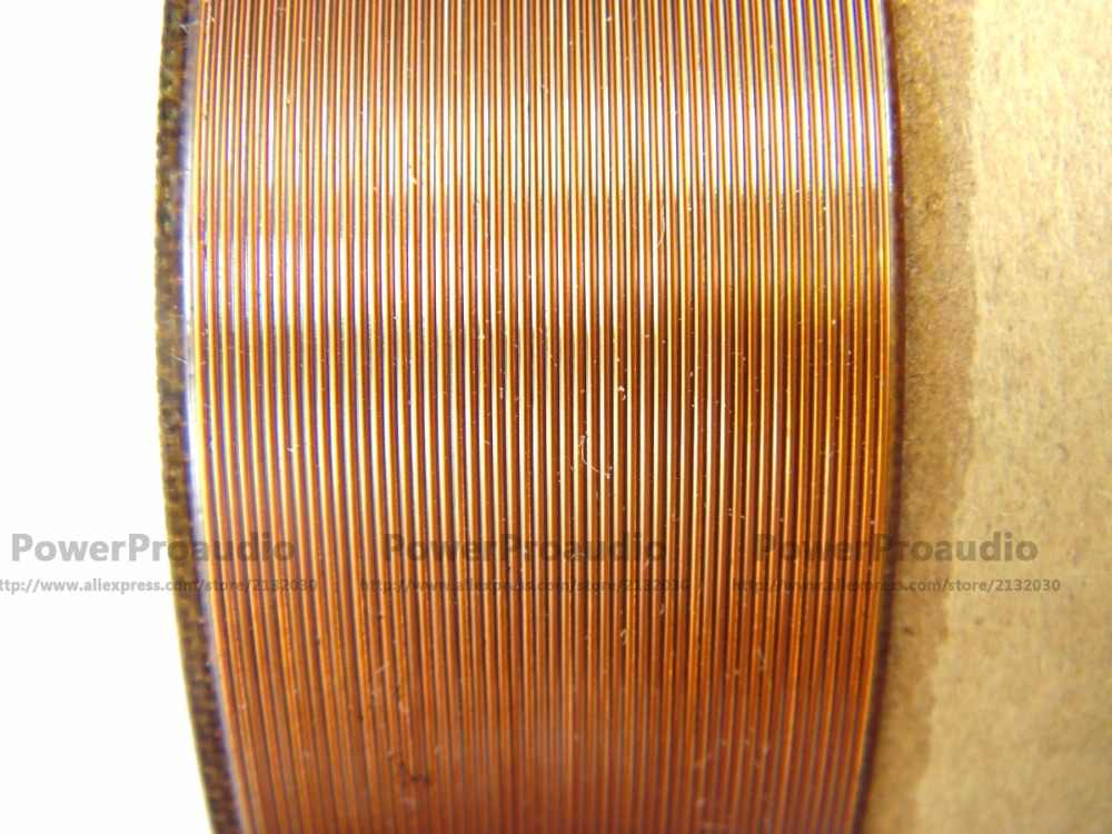 คุณภาพสูง voice coil สำหรับ B & C 12FW76 8Ohm 76.2 มิลลิเมตร 3 นิ้วซ่อมลำโพง