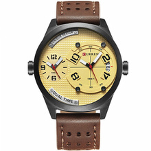 New 2019 Men Watch CURREN Top Brand Luxury Mens Quartz Wristwatches Male Leather Military Date Sport Watches Relogio Masculino цена 2017