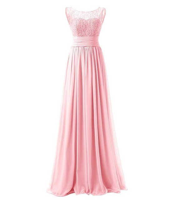 6337a1b919b31 US $56.0 |Bridemaid dress vestido longo sexy sho me 2018new cheap pink lace  bridesmaid dresses Wedding Party Dress vestido real photos-in Bridesmaid ...
