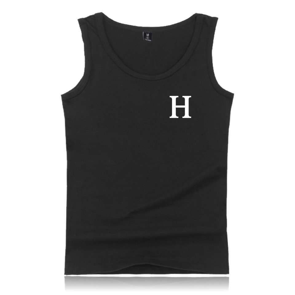 LUCKYFRIDAYF Fashion Harry Styles Pop   Tank     Tops   Sex Summe Women/Men Clothes Workout Casual Women/Men   Tops   Clothes Plus Size