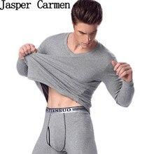 Бесплатная доставка Superbody низкой талией мужской лонг джонс теплый мода набор V-образным Вырезом тепловой underwear кальсоны установить 4 колос 32hfx