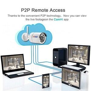 Image 5 - Kamera BESDER CamHi IP bezprzewodowa 1080P z gniazdo karty Micro SD ONVIF kamera do monitoringu domu Wi fi Chrome IE interfejs strony internetowej
