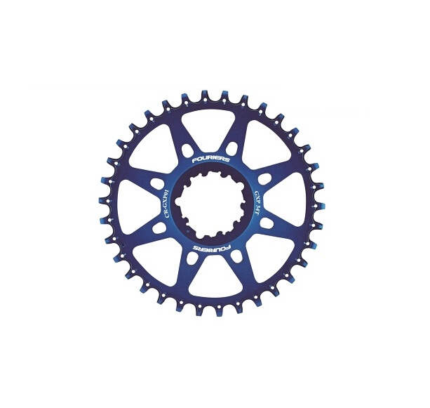 FOURIERS Bicycle Parts Chainwheel Crankset Mountain Bike 30T/ 32T/ 34T Chainring Aluminum Hollow Repair Bike Parts Gear Pedivela mtb mountain bike crankset bicycle crank set chain wheel 22 32 42t single speed fixed gear fixie bike crankset