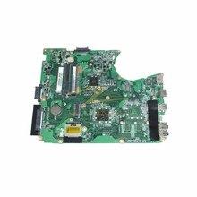 A000080830 da0blemb6e0 rev e para toshiba satélite l750d l755d portátil placa-mãe e350 cpu ddr3