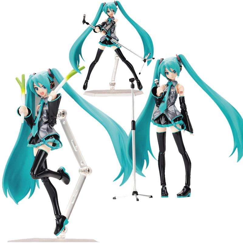 Hatsune Miku 1/8 Scale Action Figure Collection Multicolor Joint Moveable Toy 13