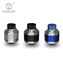 HCigar Original small size Maze  RDA dripping vape atomizer rebuildable e cigarette atomizer fit Bottom Feed box mod 22mm
