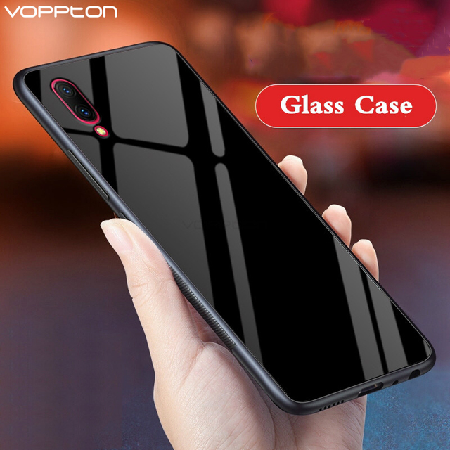 sports shoes 2cc87 10ee1 US $4.53 |Voppton Tempered Glass Case For VIVO V11 Pro 6.41inch Silicone  Frame Glass Hard Back Cover For VIVO V11 V11 Pro Shockproof Case -in Fitted  ...