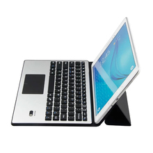 Wireless Bluetooth 3.0 Keyboard Ultra-thin Teclado Sem Fio Gaming Klavye PU Leather Cover Case Stand for 7-10″ Phone Tablet PC