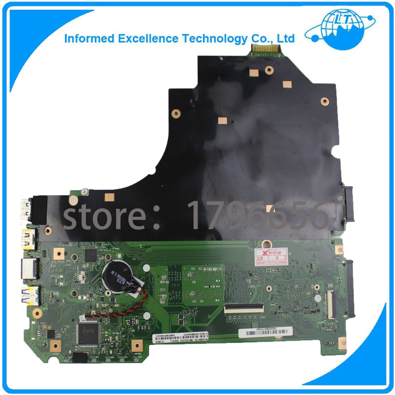 K56CB Laptop Motherboard for ASUS R505c with I5-3317u Non-integrated GT740 mainboard 100% Tested&Free Shipping  k56cb laptop motherboard for asus with i7 cpu non integrated k56cm mainboard 100