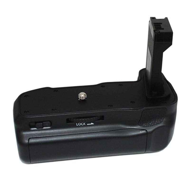 Support de prise en main Double batterie professionnel Support Vertical prise de vue pour CON EOS800D T7i X9i 77D @ SD998