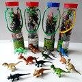 12 unids/lote Dinosaurio de Juguete Set PVC Juguetes Modelo de Dinosaurio Jurassic Park Mundo Figura de Acción Juguetes para Niños Juguetes Educativos Regalos de Los Niños