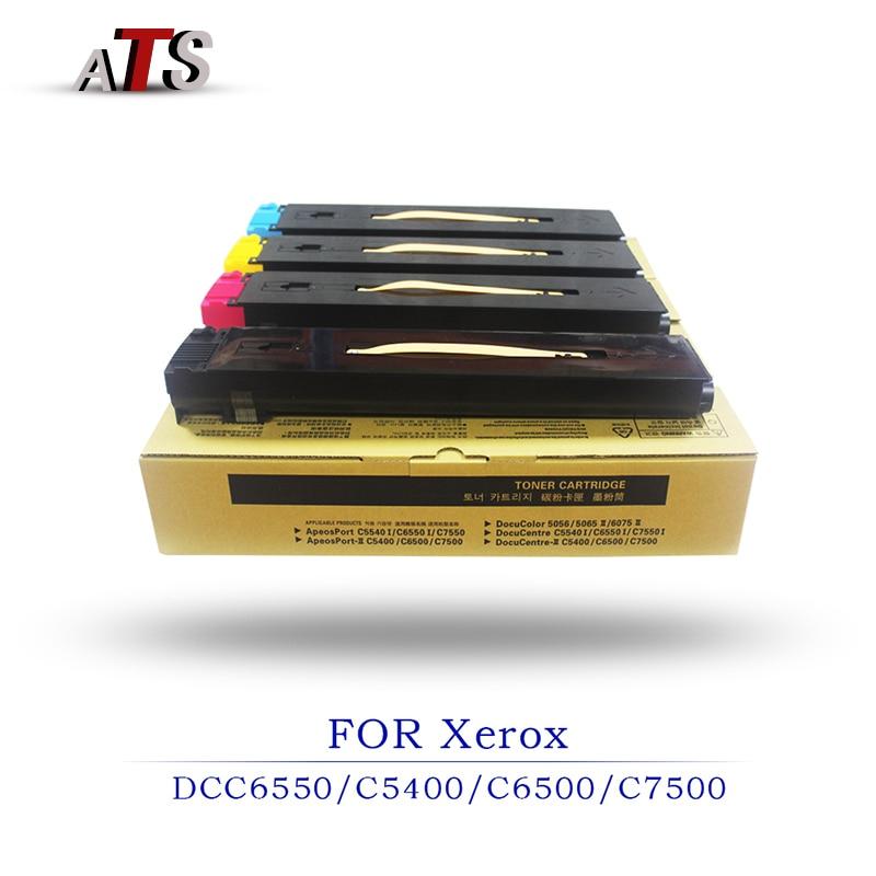 1PCS Office Electronics toner cartridge photocopier for DCC5400 DCC 6550 6500 7500 700 240 7665 250 252 5065 copier spare parts