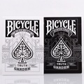 1pcs Bicycle Truth Garden Deck Magic Cards Playing Card Poker AloysStudio Rare New Sealed Magic Tricks for Professional Magician