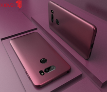 X-Level Ultra Thin Case For LG V30 V50 G6 G7 G8 ThinQ Cases Matte Touch Soft TPU Shockproof Back Phone Cover V40