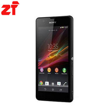 "Original unlocked Sony Xperia ZR M36h Android phone Quad-core 8GB GSM WIFI GPS 4.6"" 13.1MP Sony M36h C5503 Free shipping"