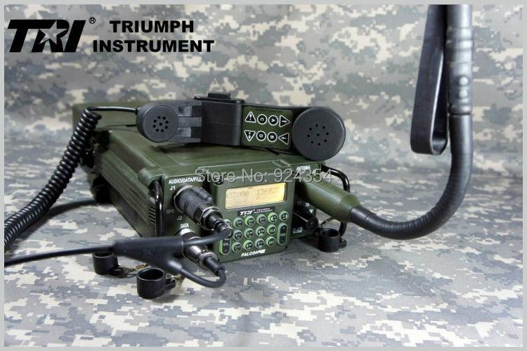 Walkie Talkie PRC 117G TRI Instrument versatile U/V Stages