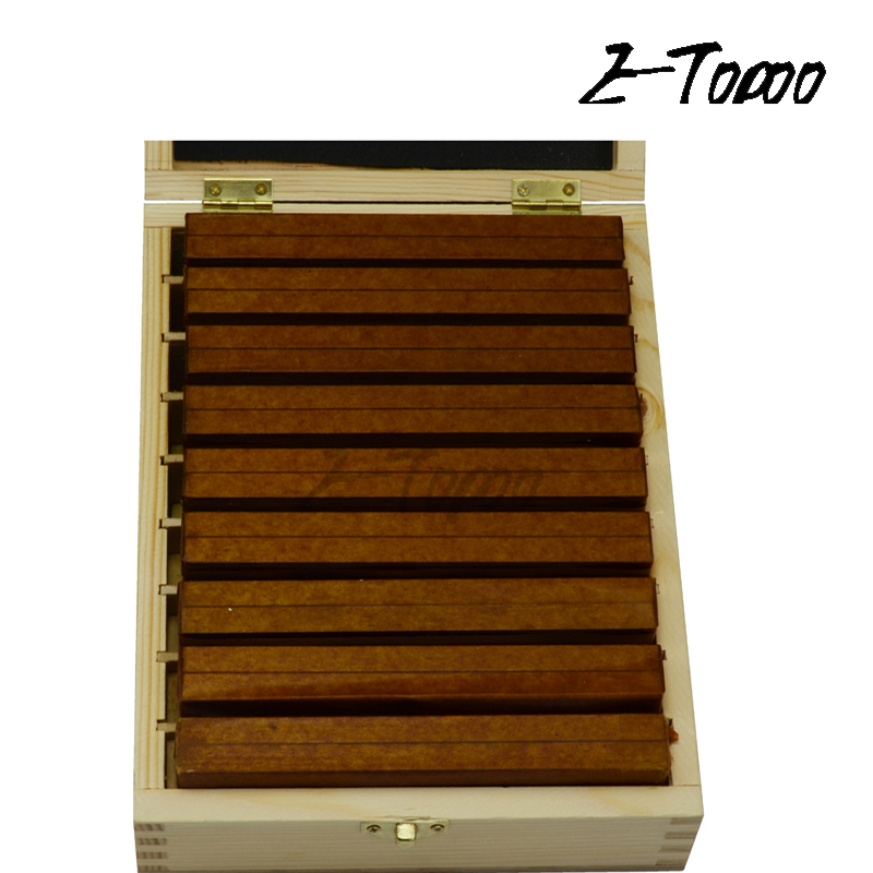 100x4mm 9pairs High Precision Parallel Set Parallelism: 0.005mm Parallel Bock Set Hardened Parallels Tools