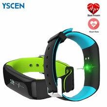 P1 SmartBand часы крови Давление Bluetooth Smart Браслет монитор сердечного ритма Смарт Браслет фитнес для Android IOS Телефон