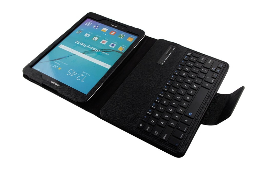 Litchi PU Leather Cover For Samsung Galaxy Tab S2 9.7 T810 T813 T815 T819 Smart Bluetooth Keyboard Tablet Cover+Stylus Pen+Gift.Litchi PU Leather Cover For Samsung Galaxy Tab S2 9.7 T810 T813 T815 T819 Smart Bluetooth Keyboard Tablet Cover+Stylus Pen+Gift.