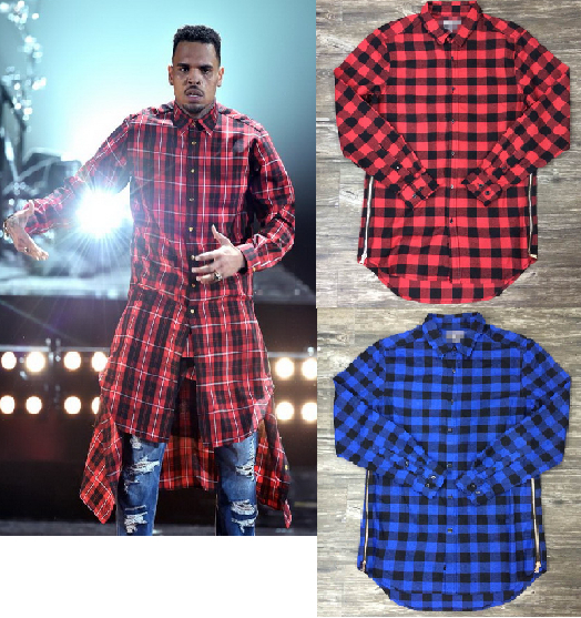 Mens Long Sleeve Flannel Shirts