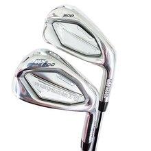 Клюшки для гольфа Cooyute JPX 900 утюги для гольфа набор 4-9PG кованые клюшки для гольфа Утюги вал для гольфа обычный и жесткий гибкий Бесплатная доставка