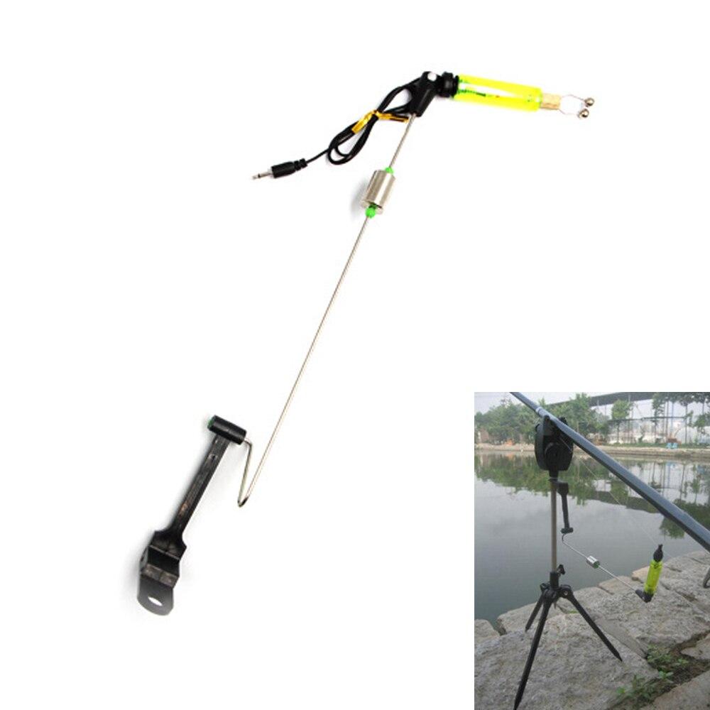 Carp Fishing Bite Alarm Hanger Swinger Indicator LED Illuminated Indicator D UP