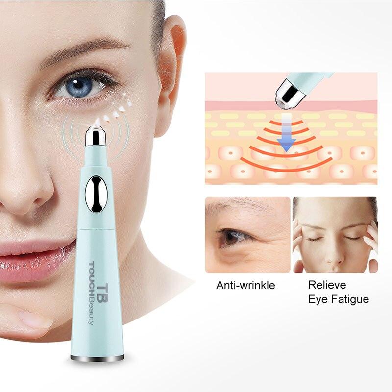 """""""TOUCHBeauty 2 in 1"""" veidinis veido prausiklis su raukšlių - Įrankių odos priežiūros - Nuotrauka 4"""