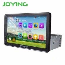 "Joying Car Stereo Autoradio GPS Navagation Para Universal 8 ""o 10"" individual 1 Din Android 4.4 Quad Core 1024*600 Unidad Principal"