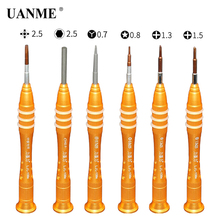 UANME 1PC LJL-108S Screwdriver Set for iPhone X 8 7 6S 6 Repair Tools Opening Disassemble Kit Mobile Phone Tool
