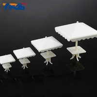 Model Material DIY Hand Model Sand Table Model King View ABS Outdoor Four Corners Leisure Square