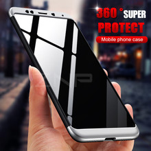 ZNP Luxury 360 Degree Protective Cases For Xiaomi Redmi 4X Note 5A Full Cover Cases For Redmi 5 5 Plus Note 5A Case phone shell