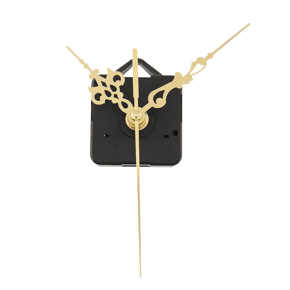 2017 Okouzlující hodinové pohyby křemenných hodin 2017, výroba nástrojů pro kutily, hodinky se zlatýma rukama, tiché ticho