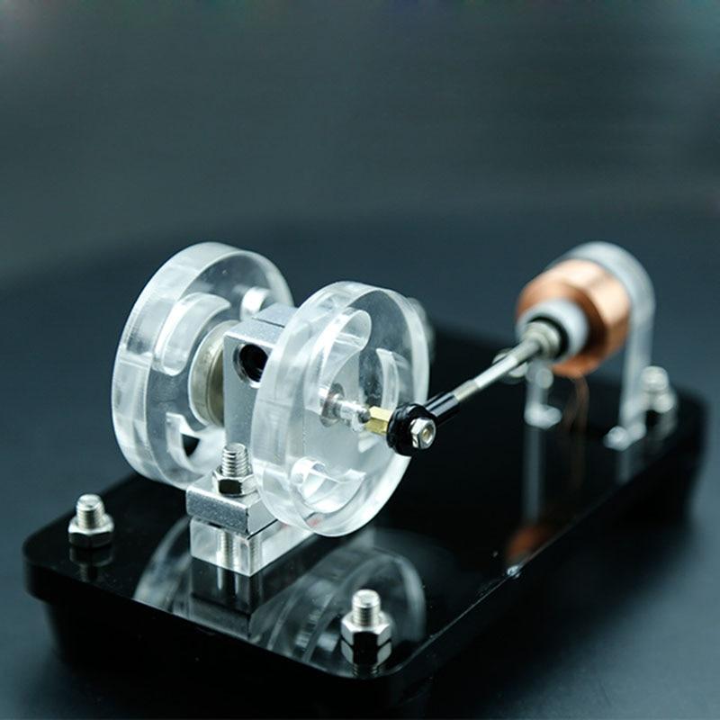 Hall moteur alternatif cadeau créatif enseignement modèle moule mâle cadeau équipement d'enseignement - 4