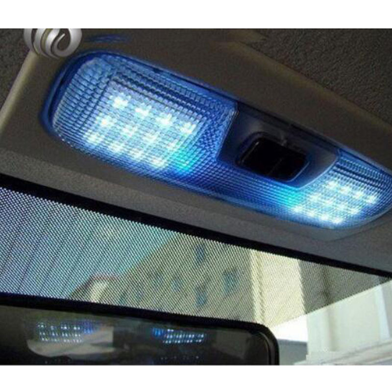 Dongzhen 2x Led Car Interior Lighting Reading Light Source Fit For