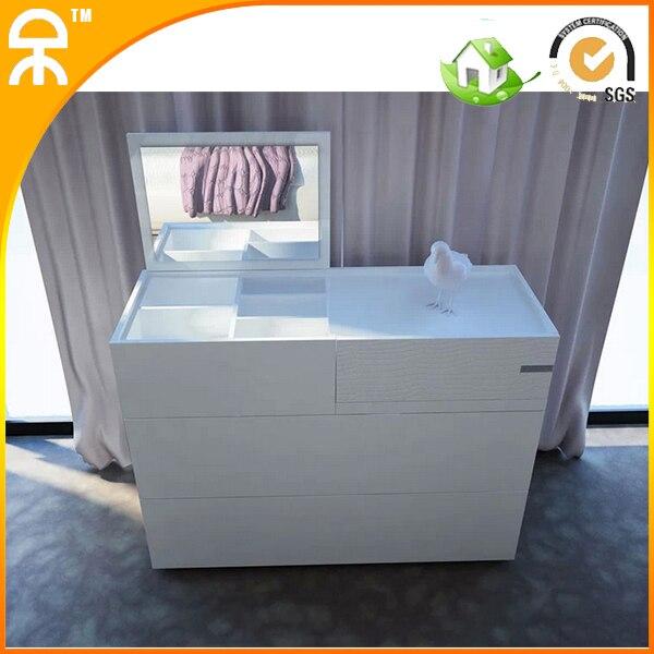 1 de mesa tocador + espejo ) / lot modern blanco / negro / beige ...