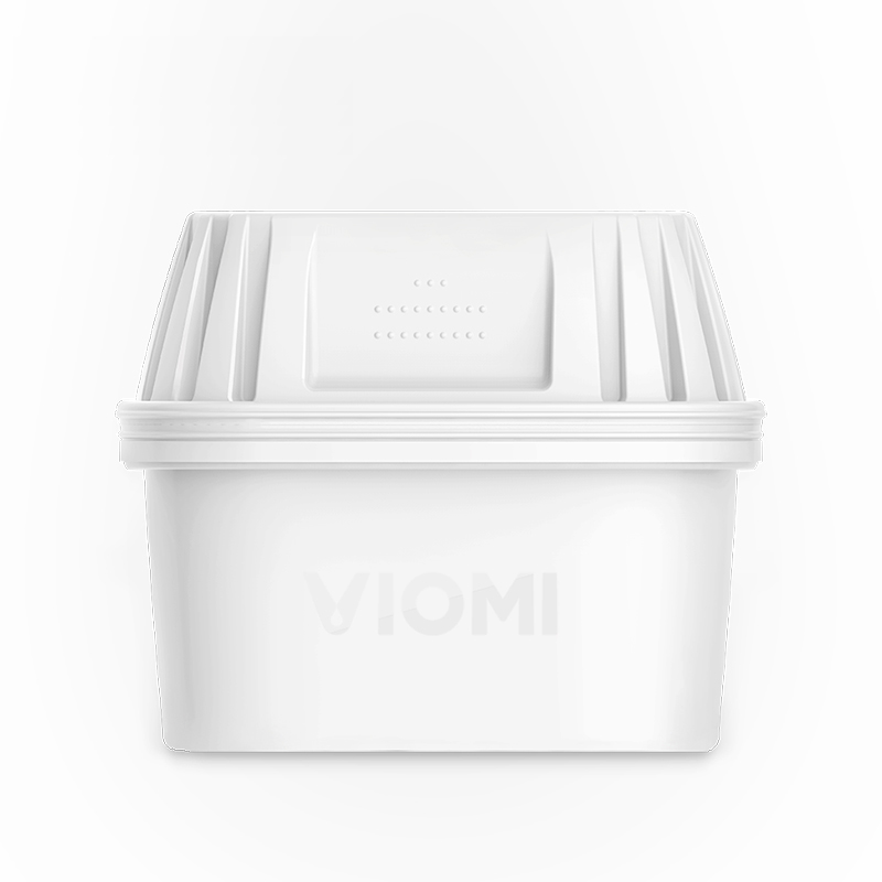 3PCS Original Xiaomi VIOMi kettle Filters Activated Carbon Exchange Resin Filters Healthy clean device