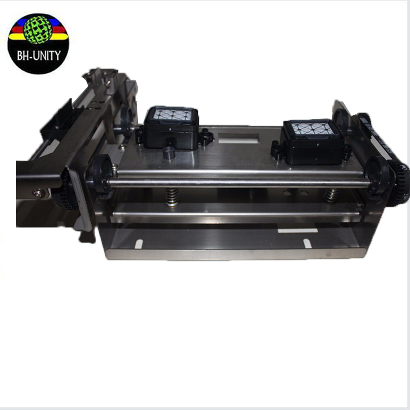factory price!! dx5 double head ink pump assembly for eco solvent printer spare parts on selling hq roland sc540 solvent ink pump solvent printer spare parts